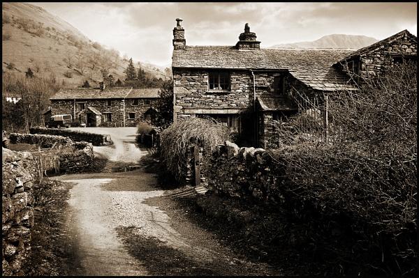Hartsop in Patterdale by Niknut