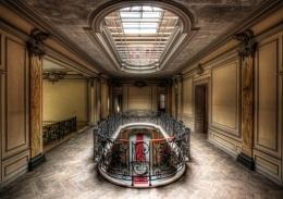 The Grande Hallway