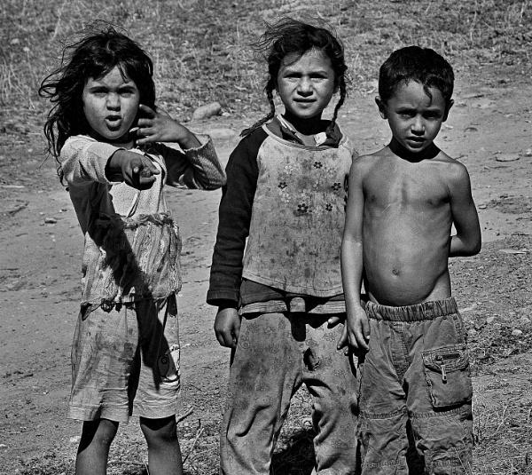 The Forgotten Children of Romania by Berniea