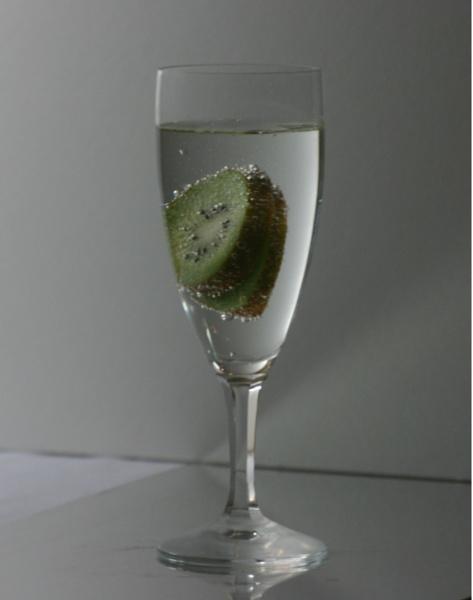 kiwi soda water by kish123