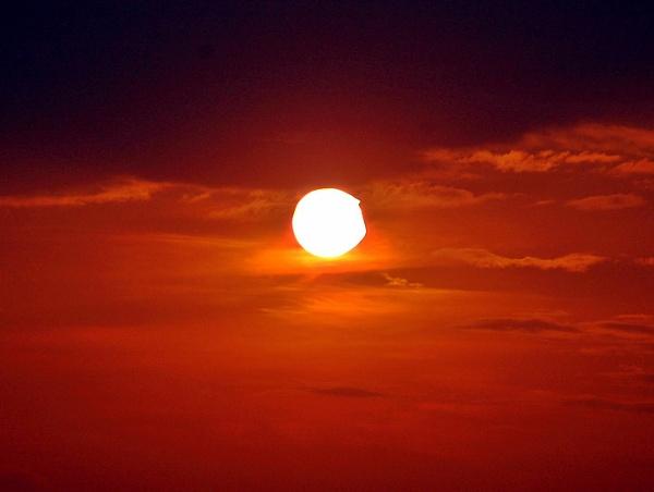 Sunset by richardCJ