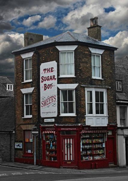 Ye Olde Sweet Shop by Rod20