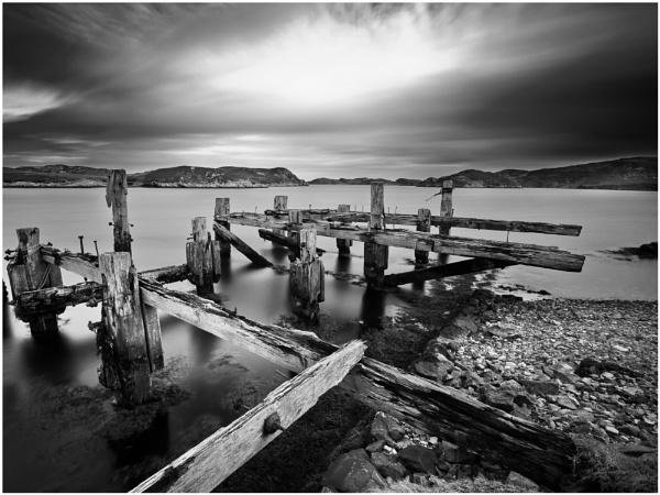 Loch Skipport by wanny