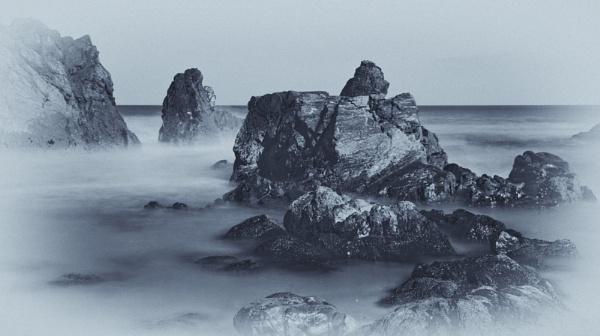 Cornish Rock by oldjoe
