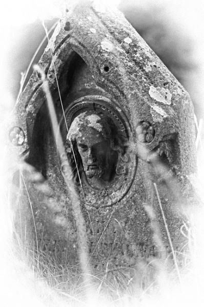 Head Stone by oldjoe