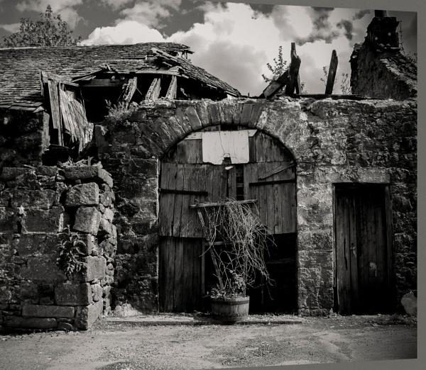 Natural Demolition by KenTaylor