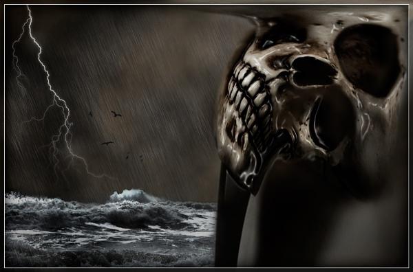 Skull Bay by Morpyre