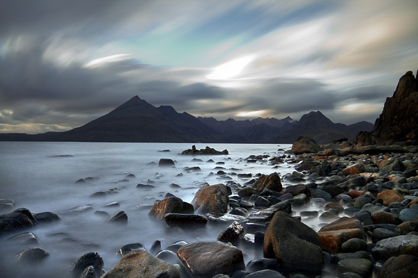 The Cuillins, Isle of Skye by JohnoP