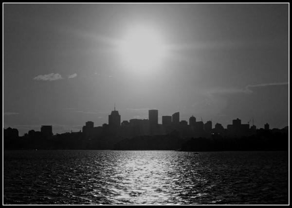 Sydney Silhouette by davart
