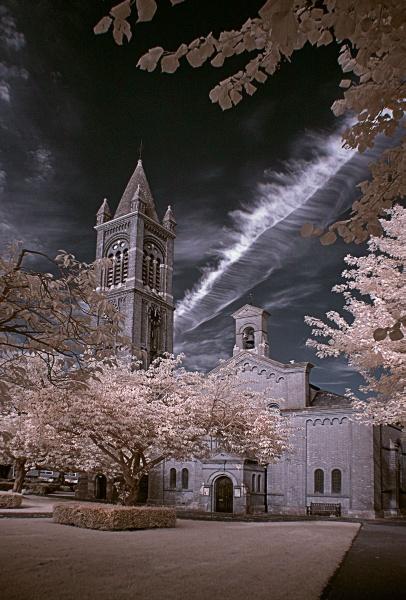 Trinity church by frenchie44