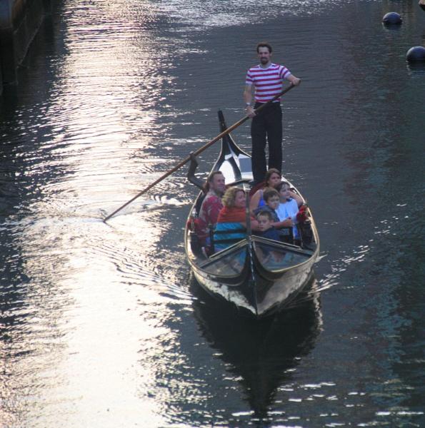 ~ The Shining Gondola III by LexEquine