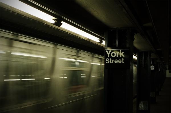 york street by Strobe