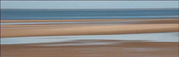 Talacre beach by Neon