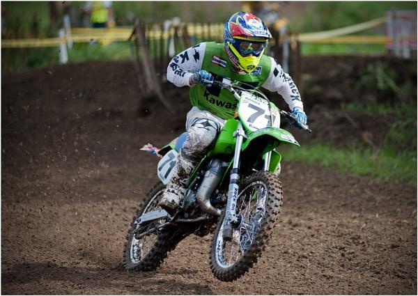 Steve Ruddock by KTM112