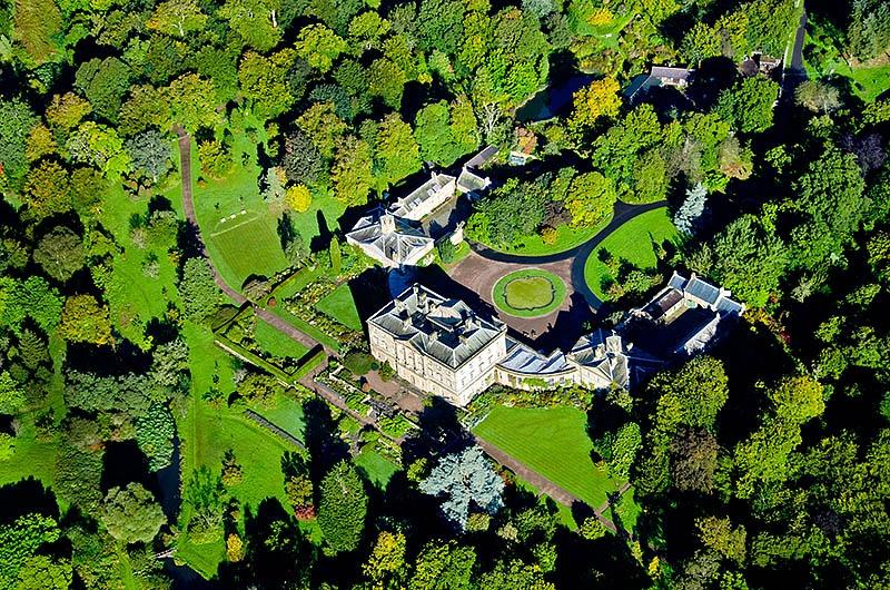 Hawick Hall and Arboretum