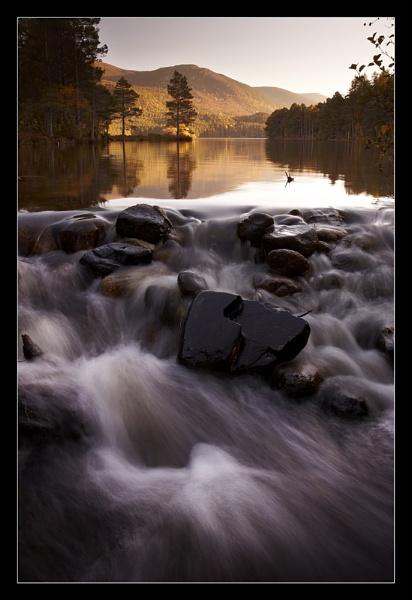 Loch\'s Last Light by almiles