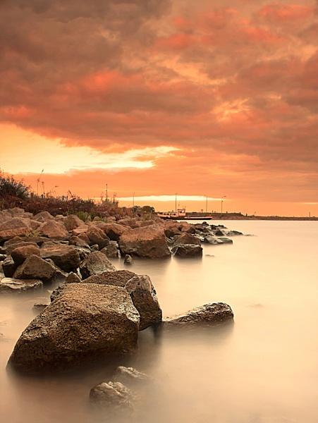 Golden Hour by saeidNL