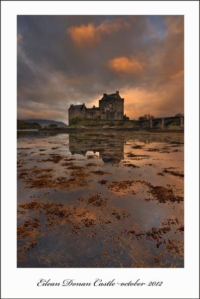 Eilean Donan Castle october 2012 by J_Tom