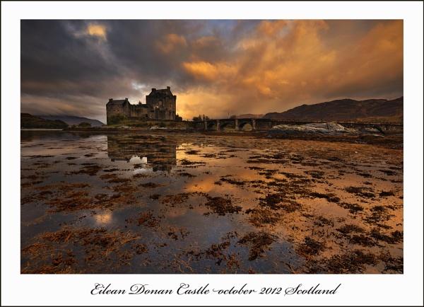 Eilean Donan Castle by J_Tom