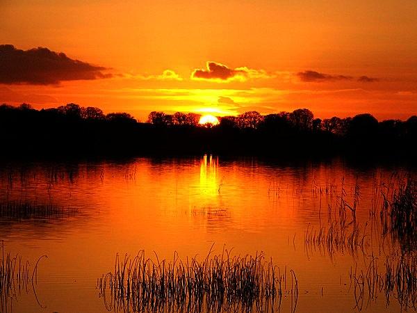 Fenloe Lake, County Clare, Ireland... by claremaher19