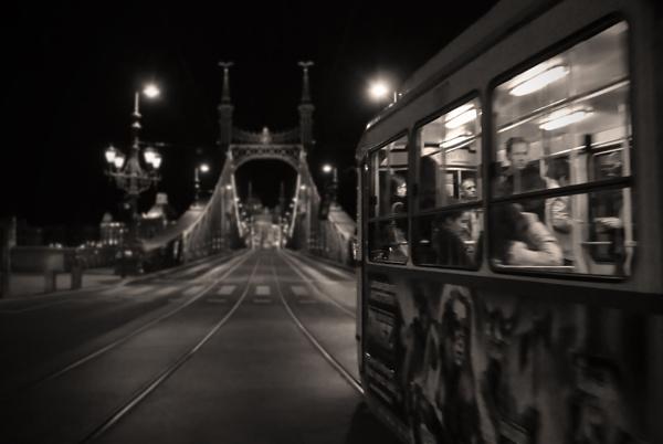 Buda Tram by tonypic