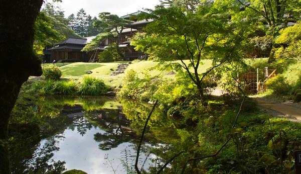 Tamozawa Imperial Villa by moiral