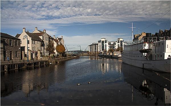 Sunshine on Leith 2 by Irishkate