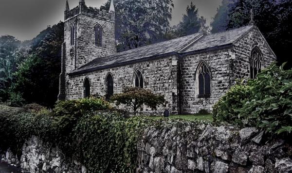 The Church by Doug1