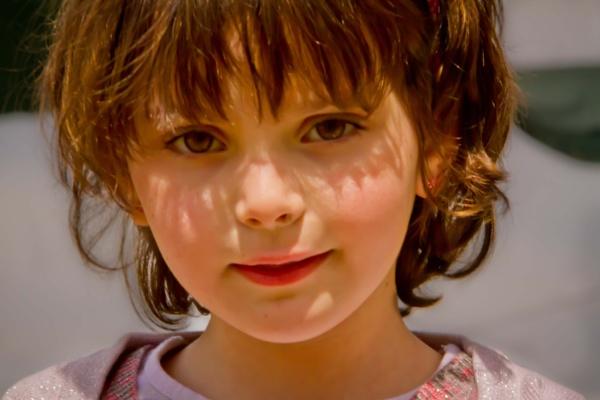 beautiful girl by sigalpetersen