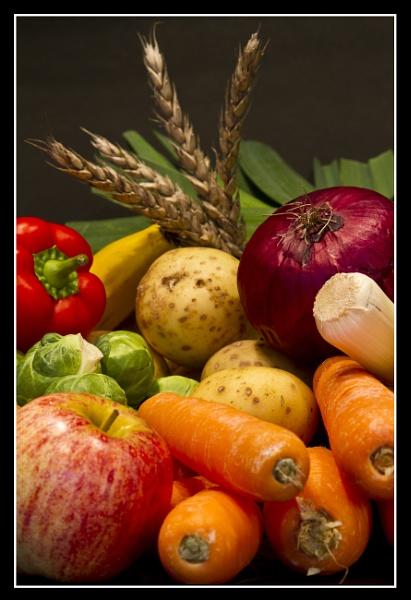 Harvest Sunday by darrenwilson41
