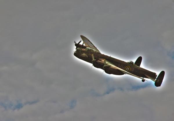 BBMF at RAF Marham by Cyclone