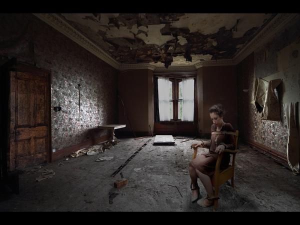 A Dark Place by KathrynJ