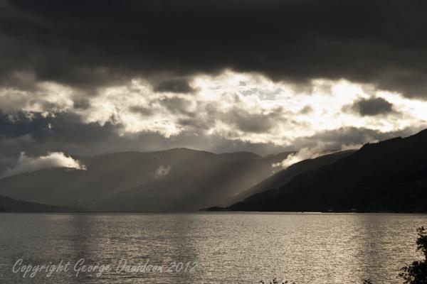 Loch Earn 1 by Georden