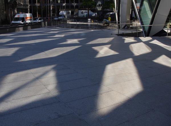 Gherkin Shadows by tony64