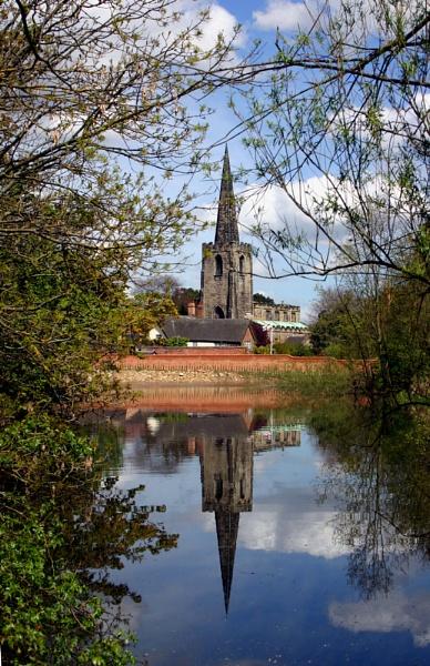 Attenborough Church by nanpantanman