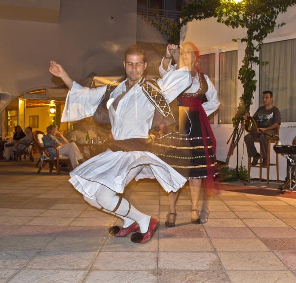Greek Dancers by WeeGeordieLass