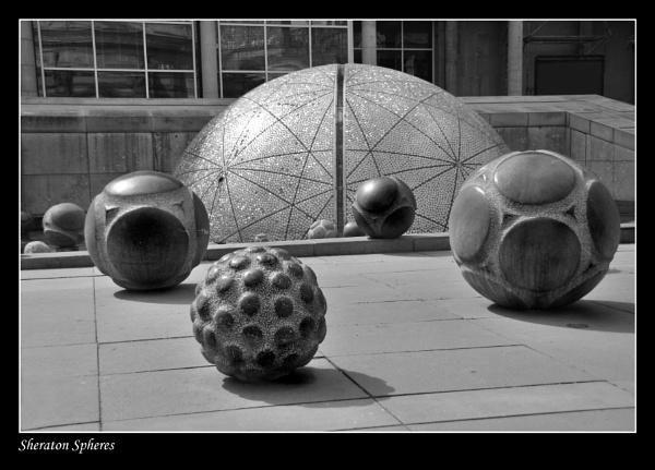 Sheraton Spheres by jinglis