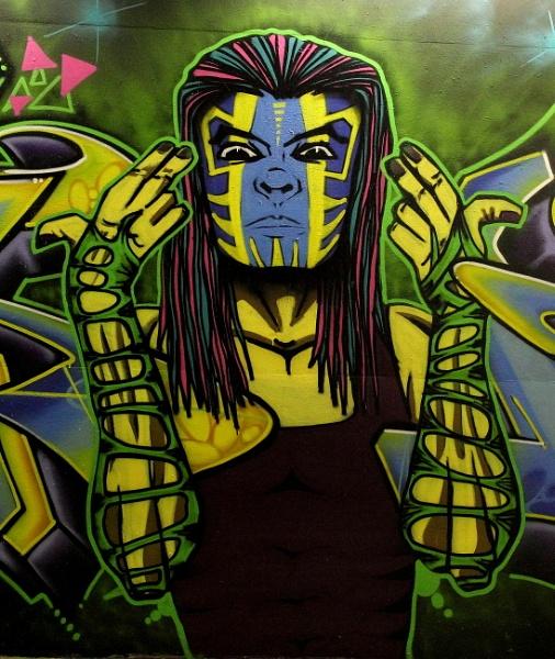 Graffitti by SH87