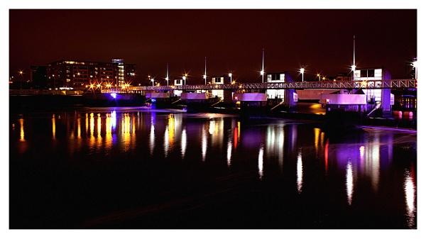 belfast night lights by kenz69
