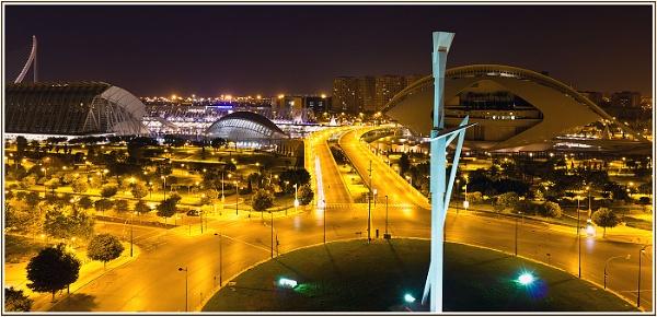 Valencia - Spain by Philpot