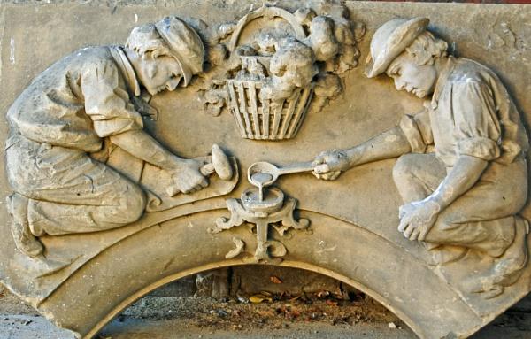Nice stonework. by Sundowner2005