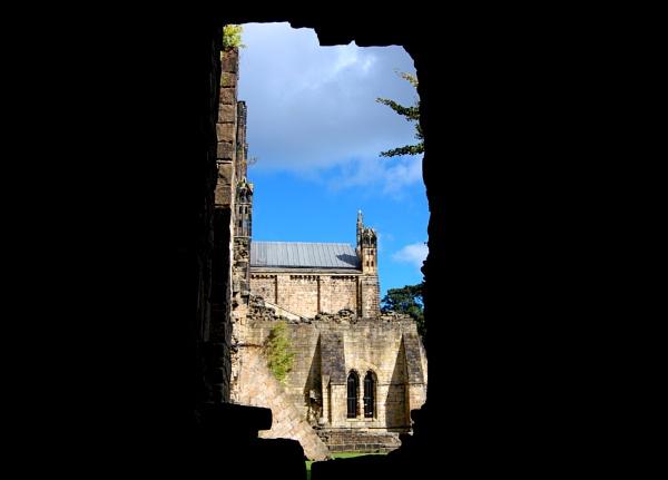 Kirkstall Abbey. by Sundowner2005