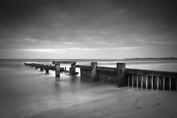Mentone Beach, Mentone, Melbourne,Australia by chrisw1