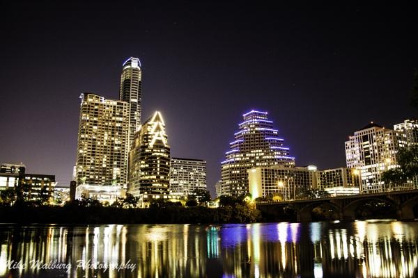 Downtown Austin Texas by mike_malburg