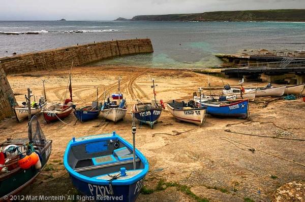 Sennen Cove by matmonty