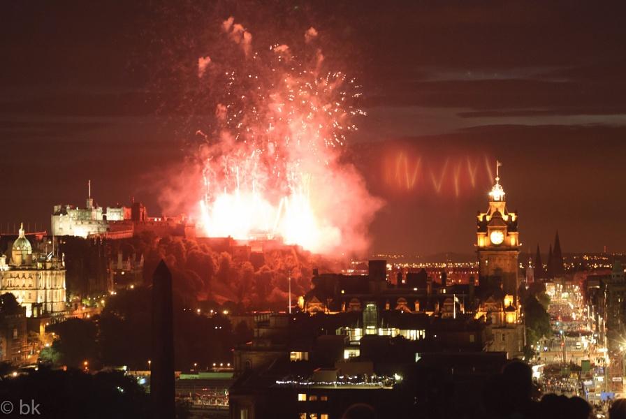 Exterminate Edinburgh