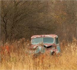 Gently Rusting.....