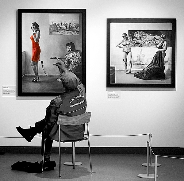 The Artist by PaulSR