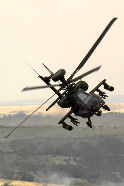 AH-64 Apache by skanner30