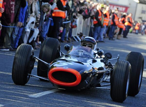 Sir Jackie Stewart BRM by Ricardos